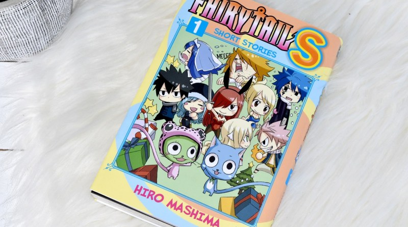 Manga Fairy Tail Short Stories Tome 1 Carnet Des Geekeries