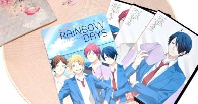 [ANIME] Rainbow Days – L'intégrale