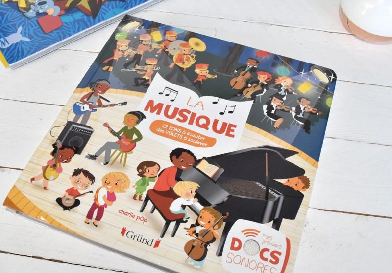 La Musique Charlie Pop Gründ