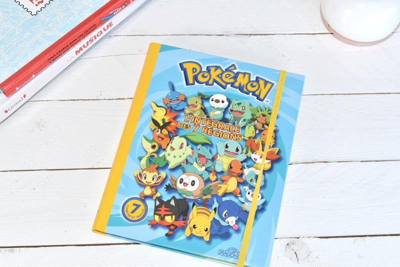 Pokemon Livres du Dragon d'Or
