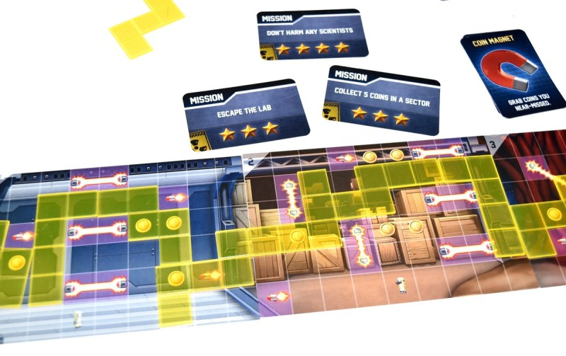 Jetpack Joyride Lucky Duck Games