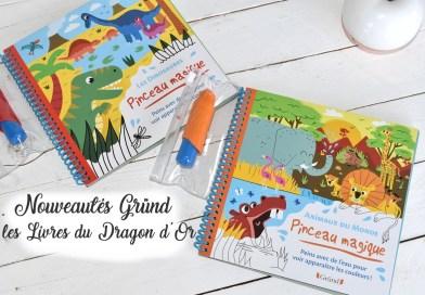 Kids Book #2 : Editions Gründ & les livres du Dragon d'Or