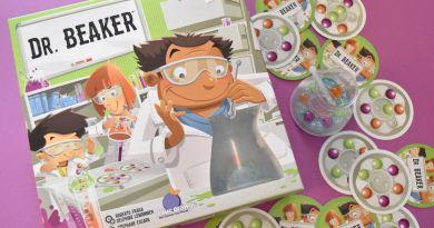 Dr Beaker Blue Orange