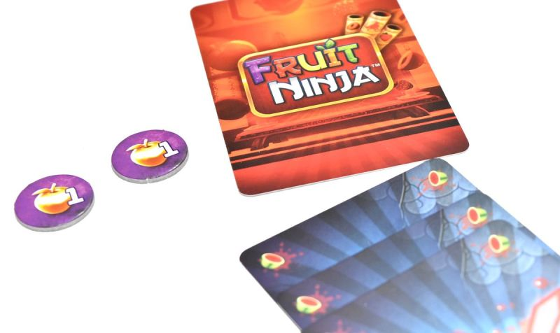 Fruit Ninja Lucky Duck Games