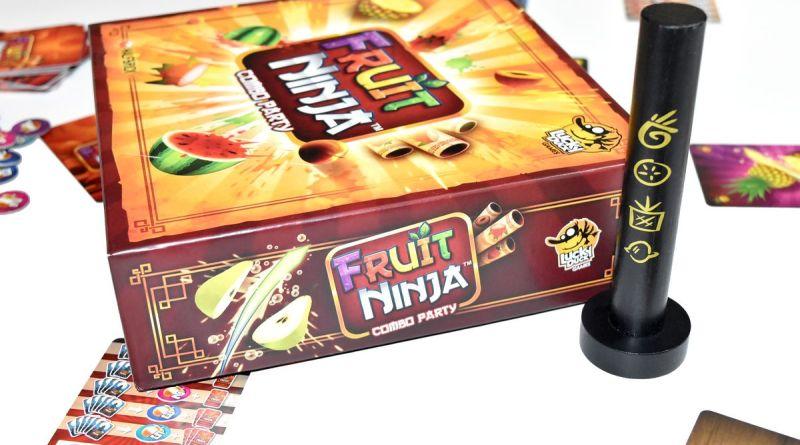 [J2S] Fruit Ninja Combo Party – Lucky Duck Games
