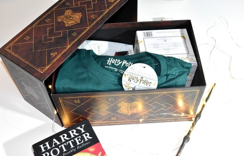 Wootbox Harry Potter
