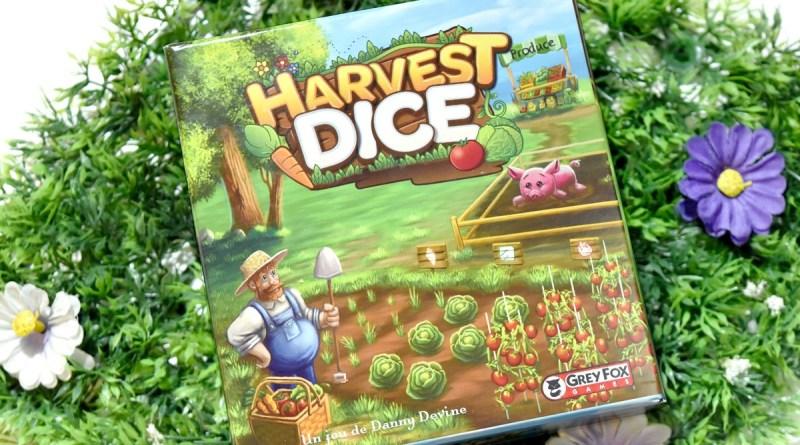 Harvest Dice Asmodee