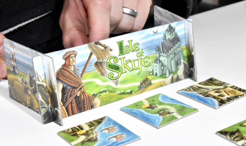 Jeu Isle of Skye Funforge