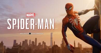 [TEST] Spider-Man PS4