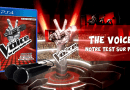 [TEST] The Voice, à vous de chanter ! #PS4