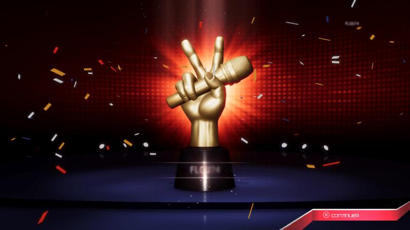 The Voice, le jeu officiel PS4