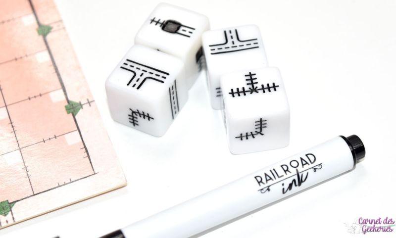 Railroad Ink - Asmodee