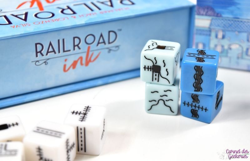 Railroad Ink - Asmodee