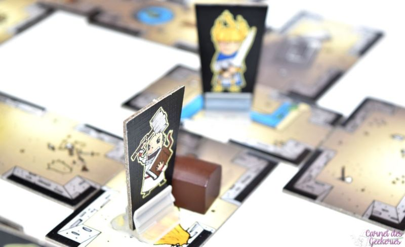 Rumble in the Dungeon - Flatlined Games Atalia