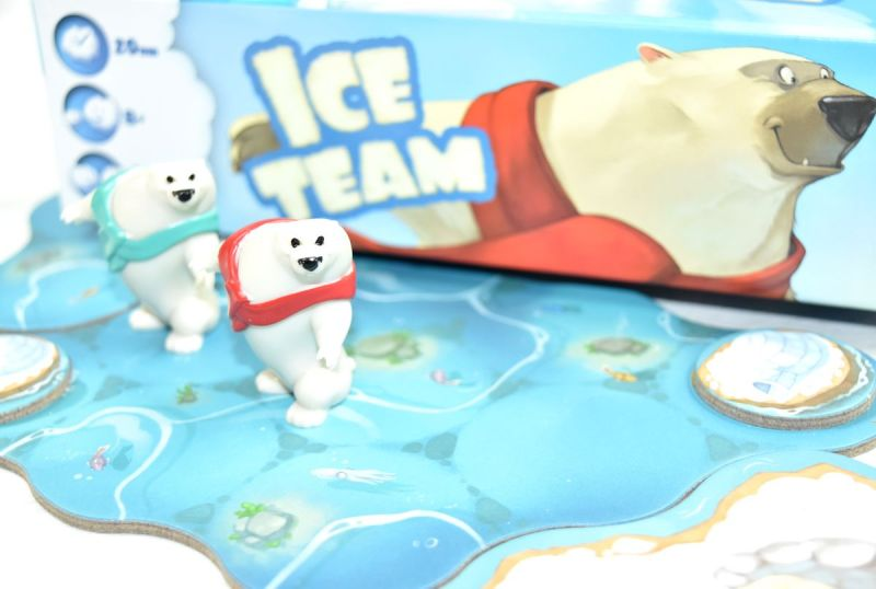 Ice Team - The Flying Games