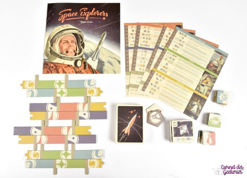 Space Explorers - Blam Editions