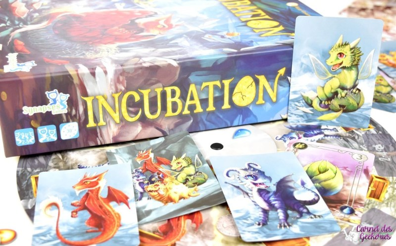 Incubation - Synapses Games