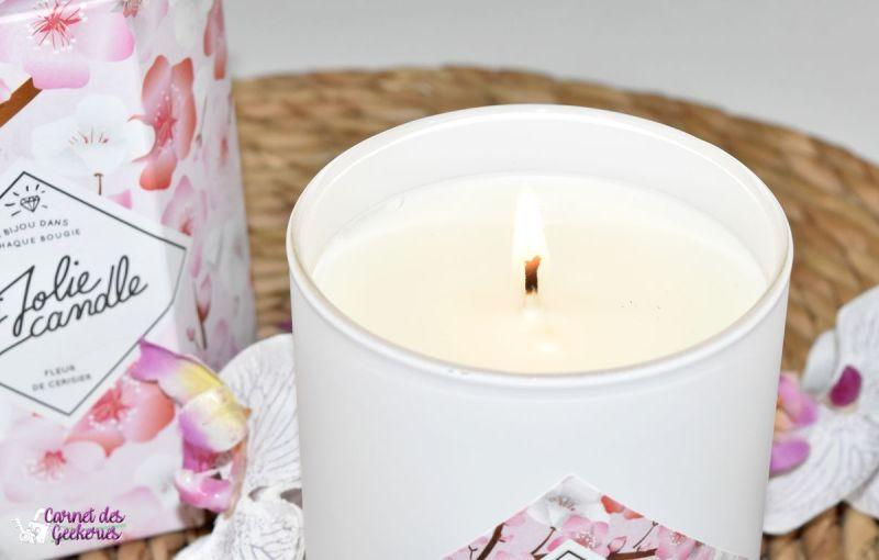 My Jolie Candle - Carnet des Geekeries