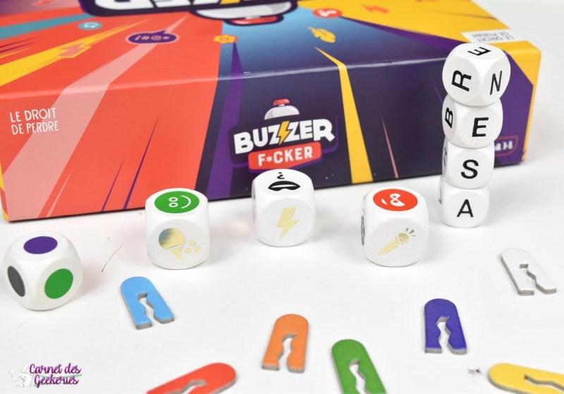 Buzzer Fucker - Le Droit de Perdre
