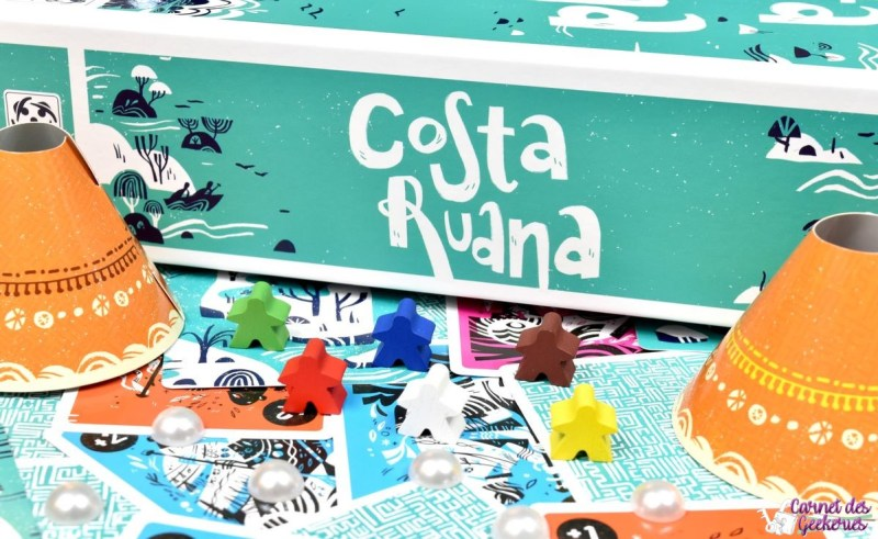 Costa Ruana - Lifestyle Boardgames