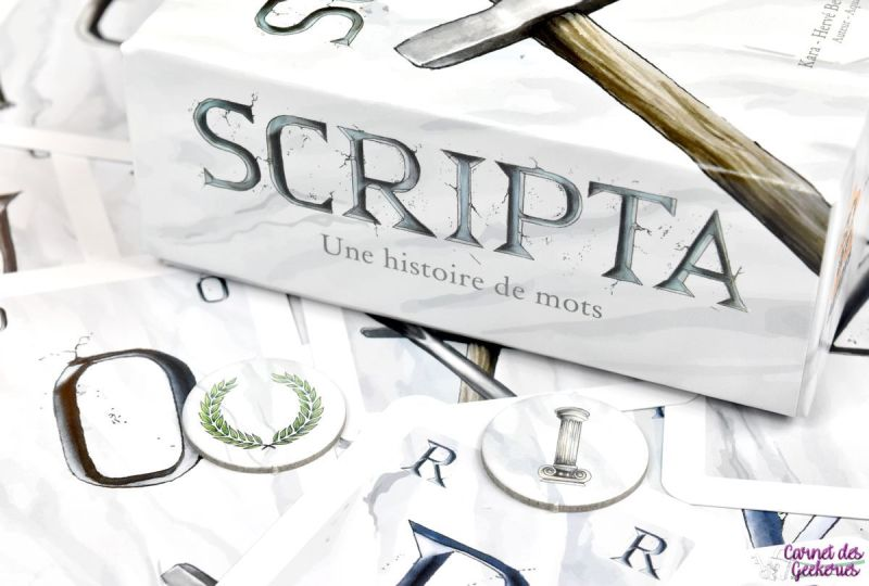 Scripta - Aliadys