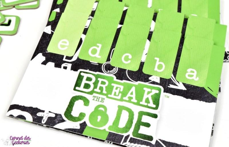 Break the Code - Iello