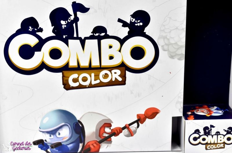 Combo Color - Asmodee