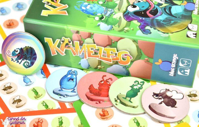 Kameleo - Blue Orange