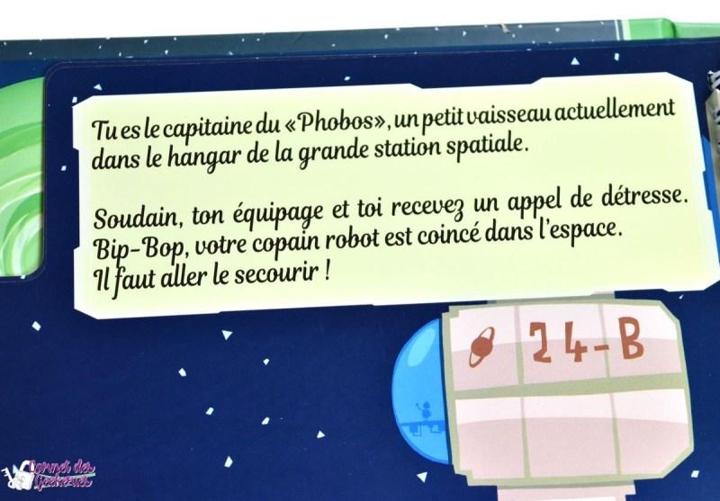 L'Odyssée du Phobos - GameFlow