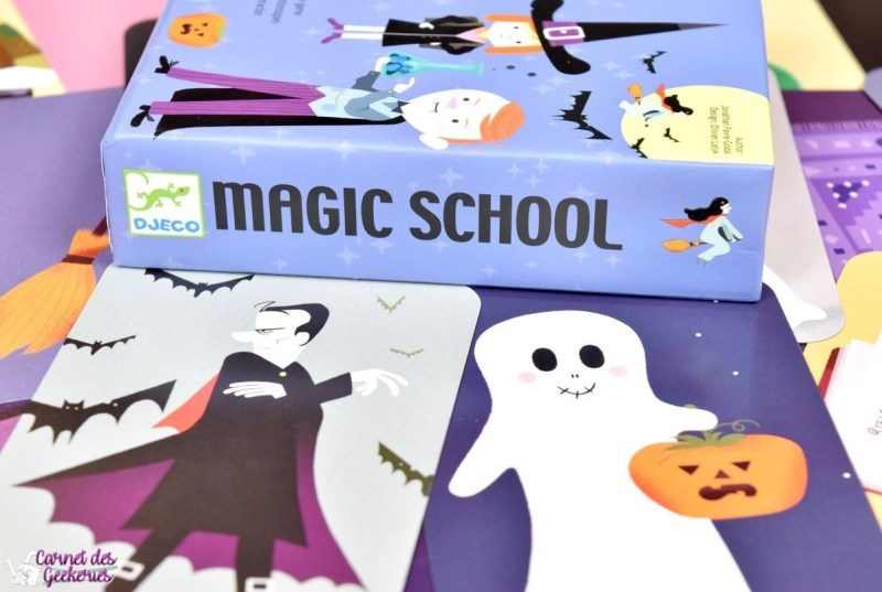 Magic School - Djeco