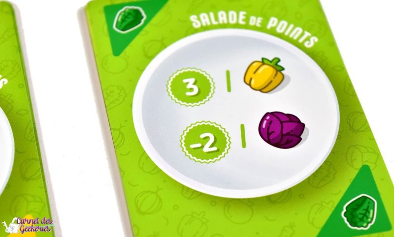 Salade 2 Points - Gigamic