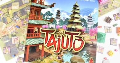 Tajuto – Test et Avis – Super Meeple