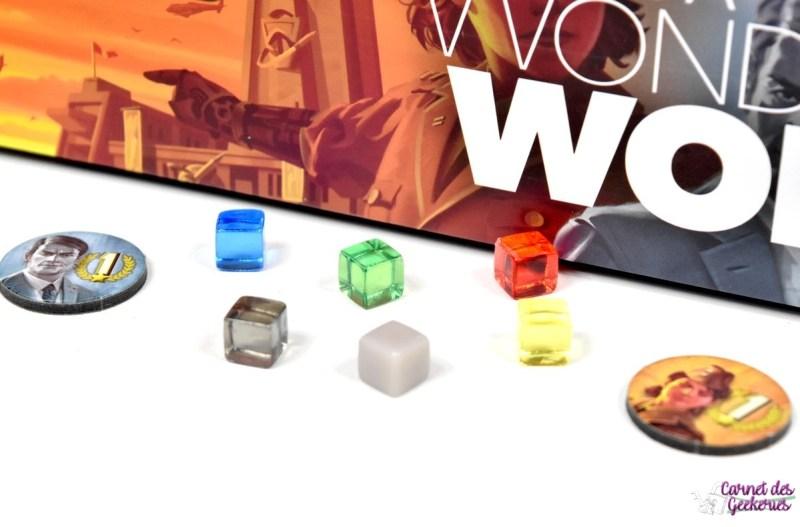 It's a Wonderful World - La Boîte de jeu