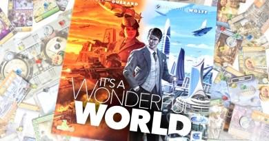 It's a Wonderful World – Avis – La Boîte de Jeu