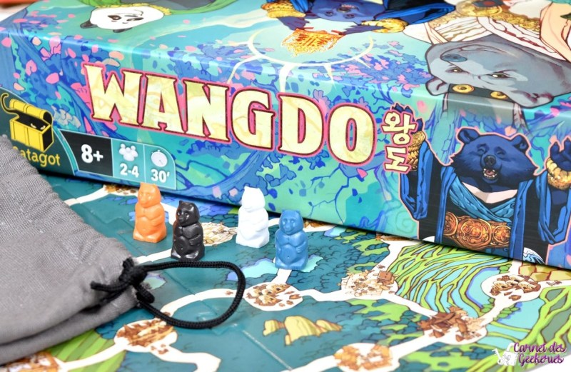 Wangdo - Matagot