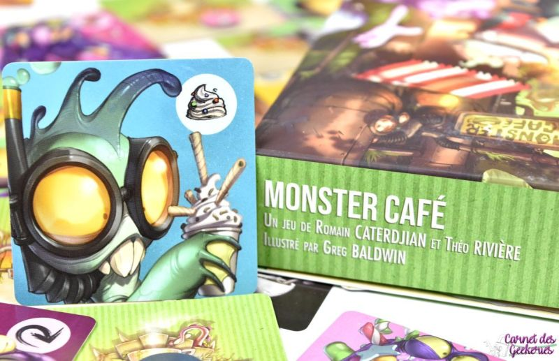 Monster Café - Lumberjacks Studios