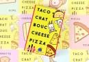 Taco Chat Bouc Cheese Pizza – Test et Avis – Blue Orange