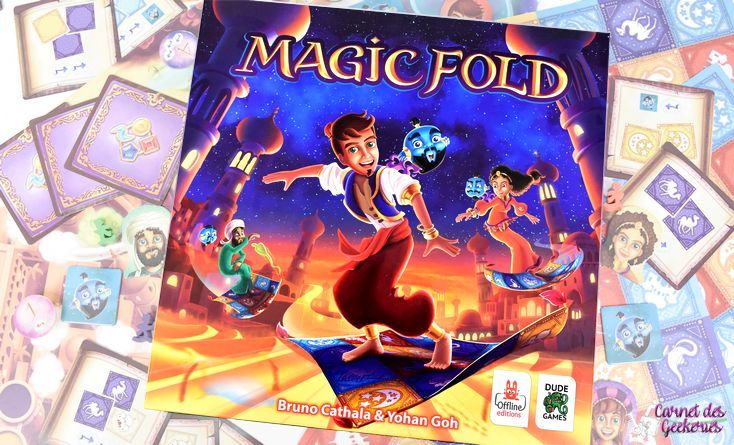 Magic Fold – Test et Avis – Offline Editions