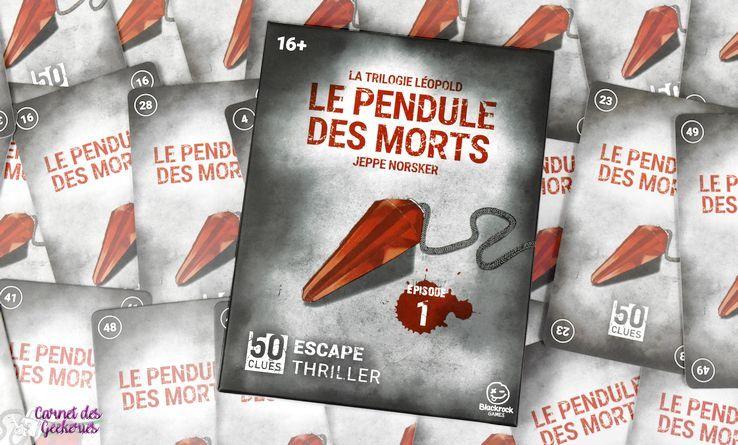 50 Clues – La Trilogie Léopold – Episode 1 – Blackrock Games