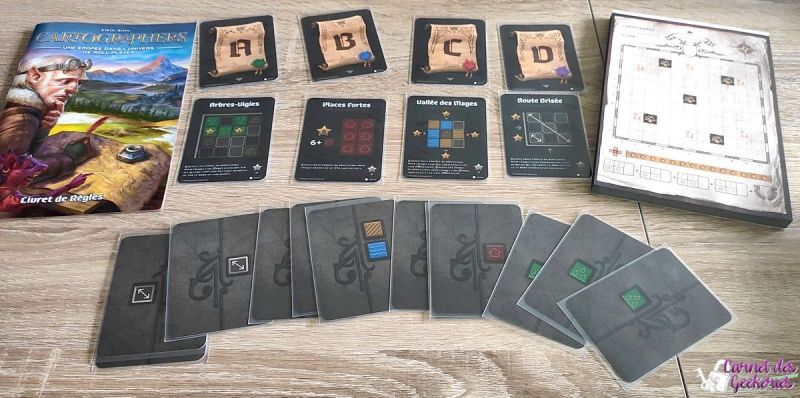 Cartographers - Intrafin Games