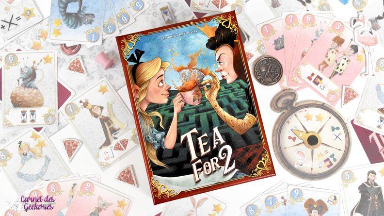 Tea for 2 – Test et Avis – Space Cowboys