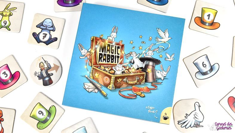 Magic Rabbit - Lumberjacks Studios