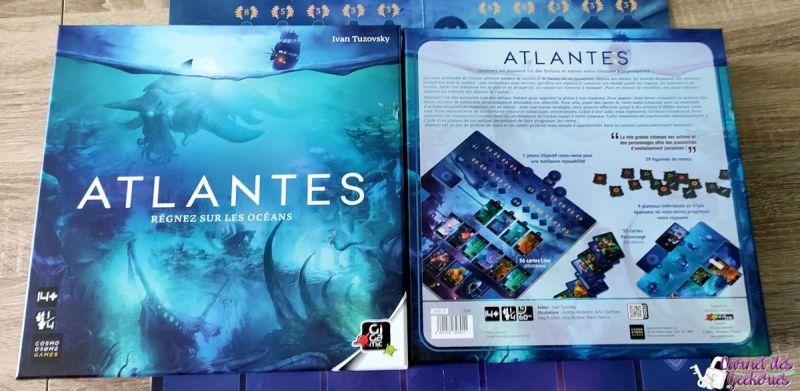 Atlantes - Gigamic