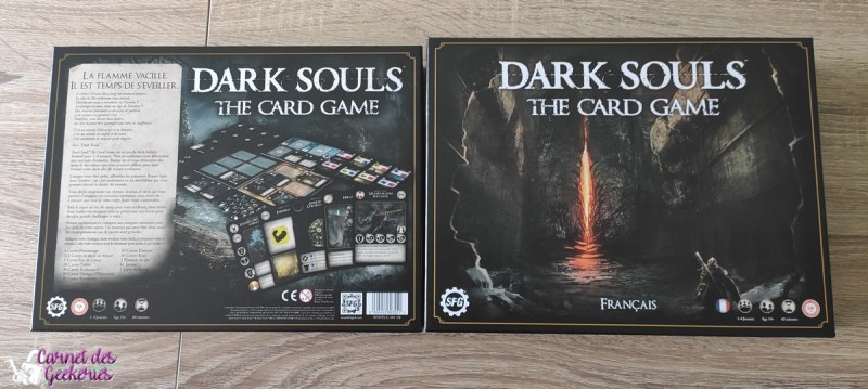 Dark Souls The Card Game - Funforge