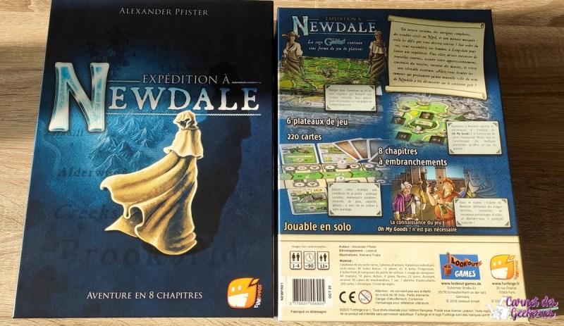 Expédition à Newdale - Funforge