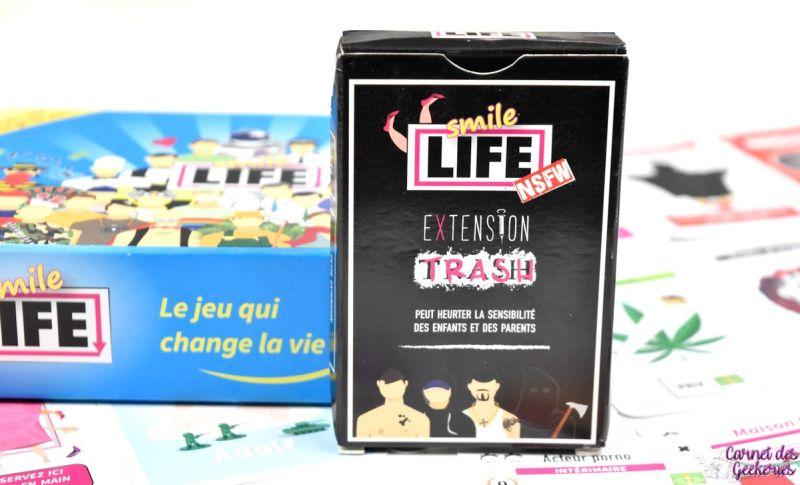 Smile Life Extension Trash
