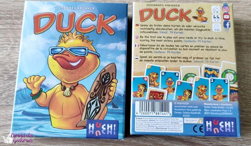 Duck - Huch France - Atalia