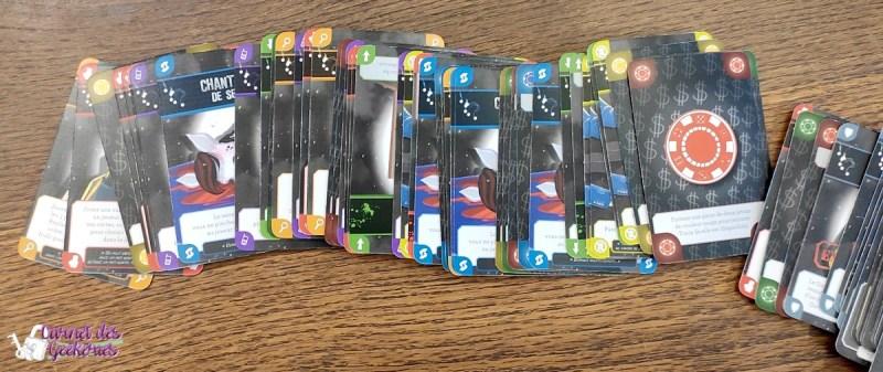 Escape Box - Killing Cards - 404 Editions