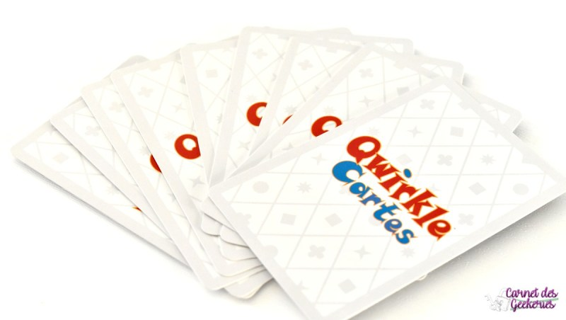 Qwirkle Cartes - Iello