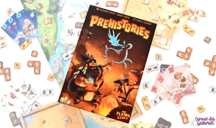 Prehistories – Test et Avis – The Flying Games